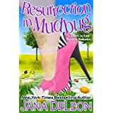 Resurrection in Mudbug (Ghost-in-Law Mystery/Romance Book 4) (English Edition)