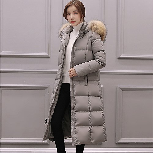 Xuanku Winter Long Long Long Knee Long Jacket Jacket