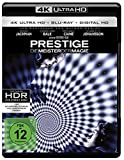 Prestige - Meister der Magie (4K Ultra HD + 2D-Blu-ray) (2-Disc Version)  [Blu-ray]
