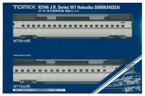 TomyTEC 925460 - Fahrzeug Shinkansen, Typ W7, Hokuriku, Zusatz-Set