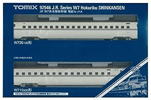 TomyTEC 925460-Vehículo Shin kansen, Tipo W7, hokuriku Juego de Accesorios,