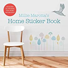 Millie Marotta's Home Sticker Book by Millie Marotta (2015-09-01)
