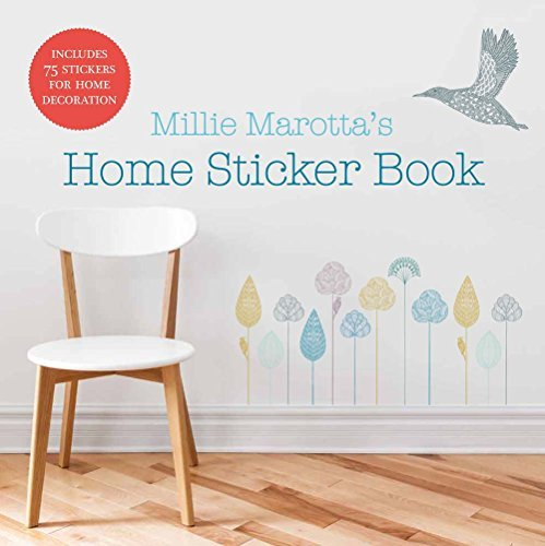 Millie Marotta's Home Sticker Book by Millie Marotta (2015-09-01)