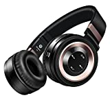 Best Sonido Auriculares Audio Intone - Honstek P6 inalámbrica Bluetooth 4.0, auriculares estéreo de Review