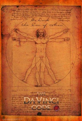 The Da Vinci Code Plakat Movie Poster (11 x 17 Inches - 28cm x 44cm) (2006) N