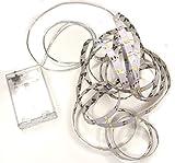 2x LED Strips Batteriebetrieb mit 90 LEDs 3m wasserdicht CBK-MS SMD Lichtband