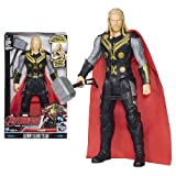 #9: Favela Avengers Age of Ultron Action Figure Thor for Kids - Multi Color