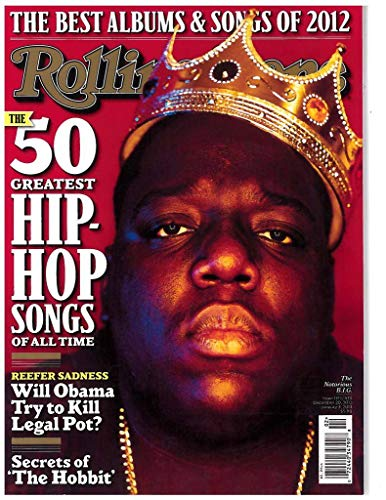 ROLLING STONE MAGAZINE COVER POSTER - Notorious B.I.G - US Imported Music Wall Poster Print - 30CM X 43CM Brand New - Music-bild Sheet