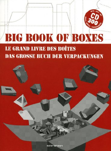 Big Book of Boxes par Thais Caballero
