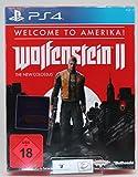Wolfenstein II 2 : Welcome to Amerika - PS4 (USK18)