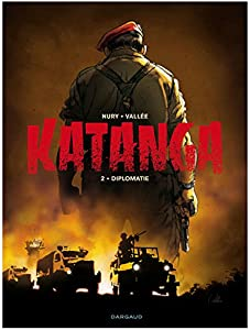 Katanga n° 2<br /> Diplomatie
