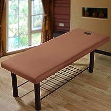Bclaer72 Funda de Cama de Masaje, sábana de Cama de Masaje sólida, para sofá
