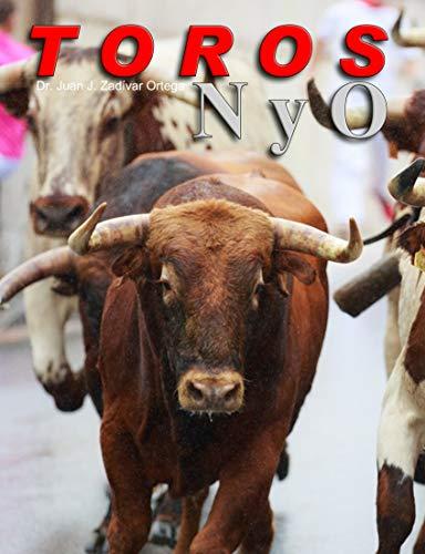 Toros con las Letras N y O  (Toros Bravos nº 12) por Juan Zaldivar Ortega