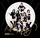 AOA [SOFT STEP] 2nd Mini Album with Poster K-POP Sealed