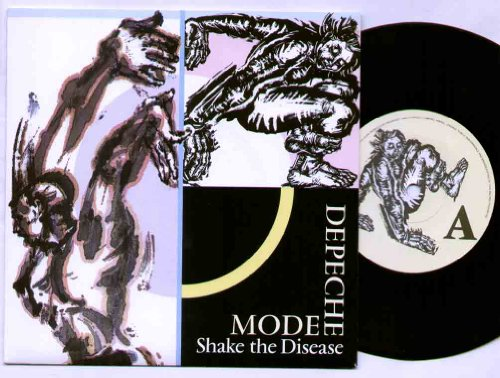 Shake the disease (Edit the Shake)/Master and servant (live)/.. (special edition, black vinyl) / Vinyl Maxi Single [Vinyl 12'']