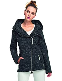 Ragwear Women's Blouse Jacket Black Black