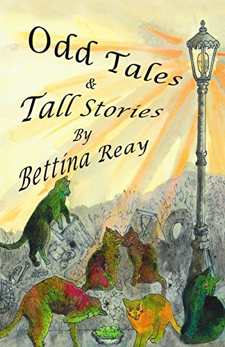 Odd Tales and Tall Stories Cover Image