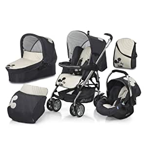 Disney Baby Condor All-in-One Travel System, Classic Mickey
