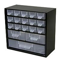Viso 8118SINGLE - Organizador de herramientas (metal, incluye separadore...