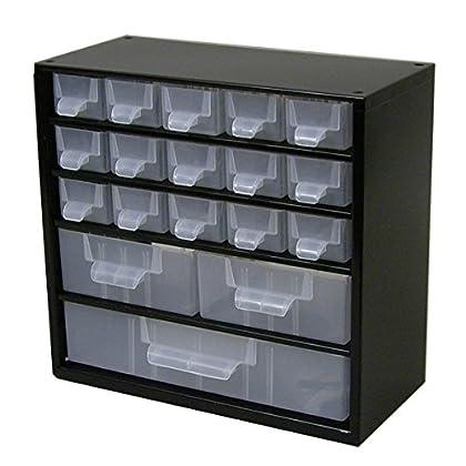 Viso 8118SINGLE - Organizador de herramientas (metal, incluye separadores y etiquetas)