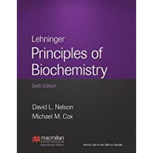 Lehninger Principles of Biochemistry by David L. Nelson (2013-02-01)