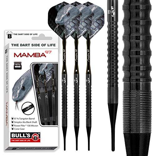 BULL'S Mamba 97 M3 Soft Dart, 97% Tungsten, 18g