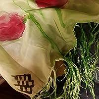 Confezione 4 Bandana In Paisley Morbido Colori Rosso Blu Bianco e Nero