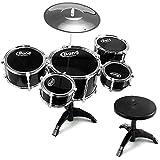 vergoldet Drum Set Kinder Schlagen Drums Musical Toys a