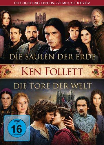 Die Tore der Welt (8 DVDs)