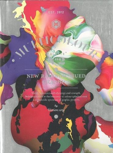 Multicolour : Palette n°2 new rainbow h...