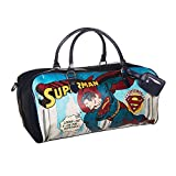 DC Comics Official Superman Weekend Bag