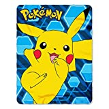 "Best Pokemon   Made - Kids Fleece Throw Blankets 45"" x 60"" Several Review"