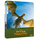 Steelbook Peter Y El Dragón: Live Action [Blu-ray]