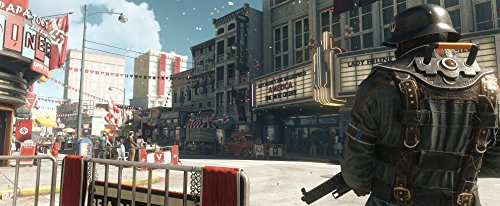 Wolfenstein 2: The New Colossus screenshot