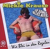Songtexte von Mickie Krause - Wie Blei in den Regalen