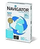 Navigator NHY0800018 - Paquete 500 hojas de papel A4, 80 gramos (1 unidad)