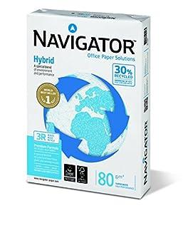 Navigator NHY0800018 - Paquete 500 hojas de papel A4, 80 gramos (1 unidad) (B0017HDDPY) | Amazon price tracker / tracking, Amazon price history charts, Amazon price watches, Amazon price drop alerts