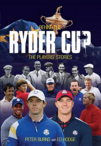 Behind the Ryder Cup: The Players' Stories (Behind the Jersey Series) (English Edition) Ed Reed Jersey