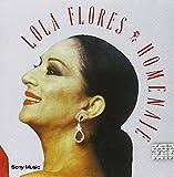 Songtexte von Lola Flores - Homenaje