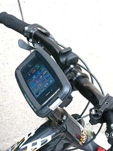 Wasserdichtes Hardcase iphone / smartphone mit 2 Haltern