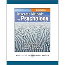 Research Methods in Psychology by John J. Shaughnessy (2011-05-01)