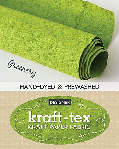 kraft-tex (R) Designer, Greenery por C&t Publishing