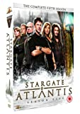 Stargate Atlantis - Season 5 - Complete [DVD]