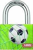 Abus 566950 Vorhangschloss T65AL/40 my Sport Fußball