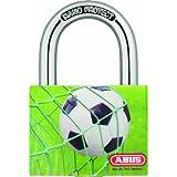 ABUS Vorhangschloss T65AL/40 my Sport Fußball, 566950