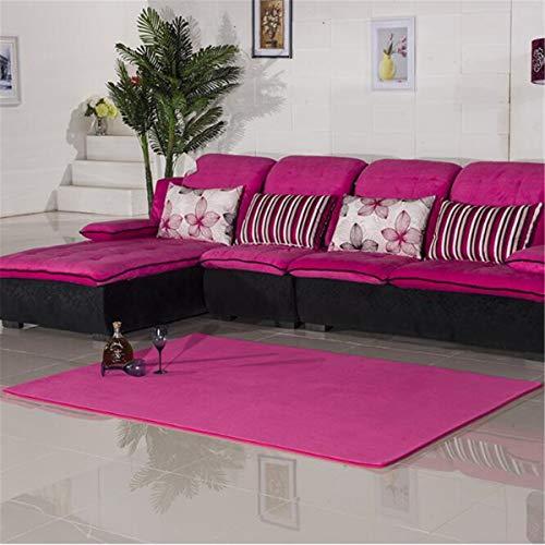 Tappeto a palla piccola-semplice e moderno tappeto ispessimento soggiorno cuscino tavolino camera da letto tappetino comodino coperta tappeto tappeto yoga rug40x60cm
