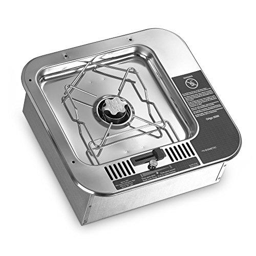 Preisvergleich Produktbild Dometic 9103303884 ORIGO 2000 1-Flammiger Spiritus-Einbaukocher