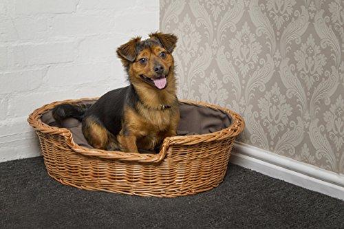Prestige-Wicker-Dog-Bed-Basket-Medium