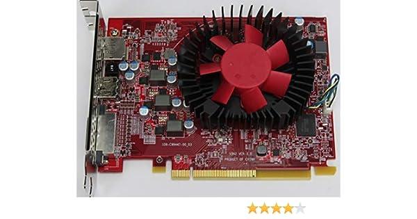 HP 910486-002 AMD Radeon RX 460 2GB GDDR5 PCI-e 3 0 x16 HDMI, DisplayPort &  DVI