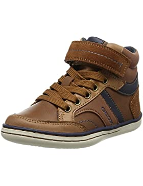 Geox Jungen Jr Garcia Boy A Hohe Sneaker